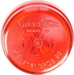 "Truck-Lite 30200R Model 30 Marker Light Red 2"" Round"
