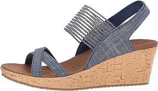 Skechers Beverlee - High Tea womens Wedge Sandal