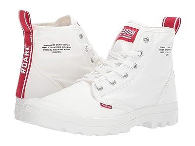 Palladium Pampa Hi Dare (Star White) Shoes