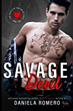 Savage Devil: A Secret Baby, High School Bully Romance (Devils of Sun Valley High)
