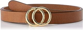Loop Leather Co Women's Lakeland Womens Leather Belt