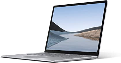 "Microsoft Surface Laptop 3 – 15"" Touch-Screen – AMD Ryzen 7 Surface Edition - 16GB Memory - 512GB Solid State Drive – Platinum (VFL-00001)"