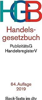 Handelsgesetzbuch HGB: mit Seehandelsrecht, mit Wechselgeset