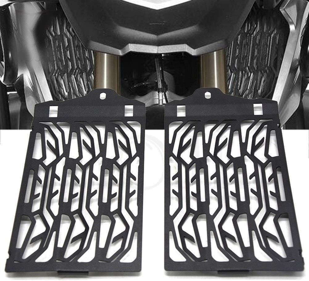 WXZ Xeniae Fit for BMW R1200GS R1250GS LC R1200 R1250 R 1200 1250 GS ADV LC Abenteuer Motorrad K/ühlerschutzgitter Grill Abdeckung Schutz xeniae Color : Black