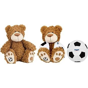 Off-White Buddy Balls Plush Bear Magically Converts from a Pet to Plush Ball Mookie SG/_B078X1VTN6/_US
