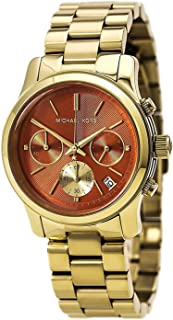 Michael Kors Women's MK6162 - Runway Gold