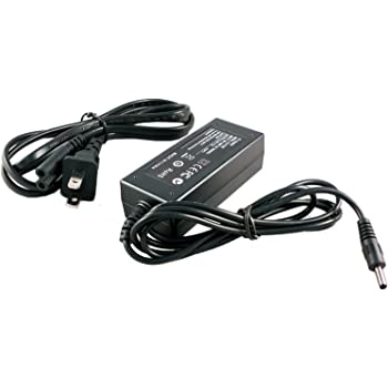 Accessory USA AC DC Adapter for Canon HFS200 HFS21 HFS20 HF S20 HG30 HG-30 Power Supply Cord