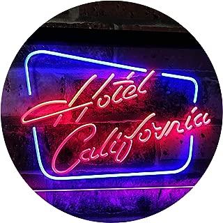 Best hotel california neon light Reviews