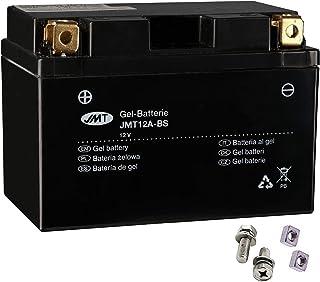 YT12A BS Gel Batterie für GSX R 1000 Baujahr 2005 2016 von JMT
