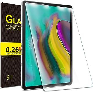 Luibor Samsung Galaxy TAB S5E 10.5 Inch Tablet Protector de pantalla de vidrio templado Ultra-thin 9H Dureza y la más alta calidad HD clear Protector de pantalla de vidrio para Samsung Galaxy TAB S5E 10.5 Inch Tableta (1 piezas)