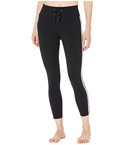 Lorna Jane Street Style Ankle Biter Leggings (Black) Women