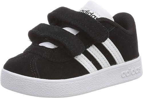 adidas VL Court 2.0 CMF, Sneakers Basses Mixte bébé : Amazon.fr ...
