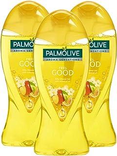 Palmolive Shower Gel Aroma Sensations Feel Good 500ml - Pack of 3