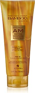 Alterna Bamboo Smooth AM Anti-Frizz Daytime Smoothing Blowout Balm for Unisex, 150ml