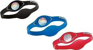 The Paragon Power Balance Wristband - Set of 3 Energy Bracelets