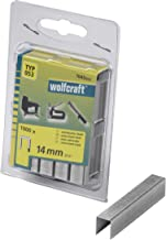 Wolfcraft 1000 nietjes D-tip type 53 14 mm 7045000