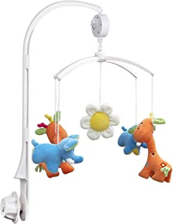 Baby Crib Mobile Bed Bell Toy Holder Arm Bracket