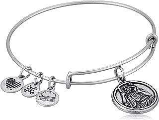 women's st christopher bracelet