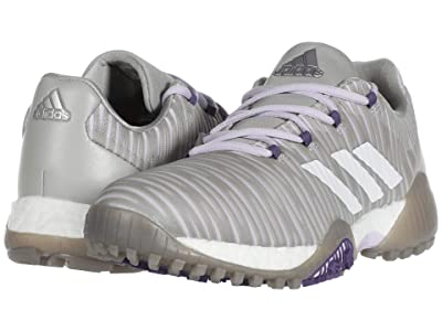 adidas Golf Codechaos (Metal Grey/Crystal White/Glory Purple) Women
