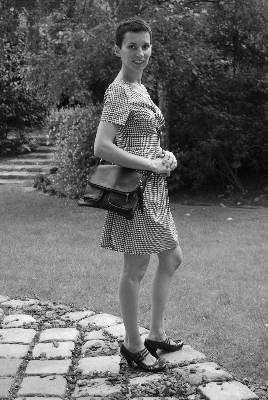 OH MY BAG Sac bandoulière Cuir porté épaule bandoulière et de travers Femmes en véritable cuir fabriqué en Italie - modèle SMALL AVRIL Gris Clair