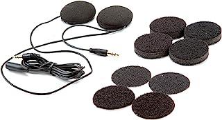 UClear Digital Pulse Wired Drop-in High Definition Helmet Speakers