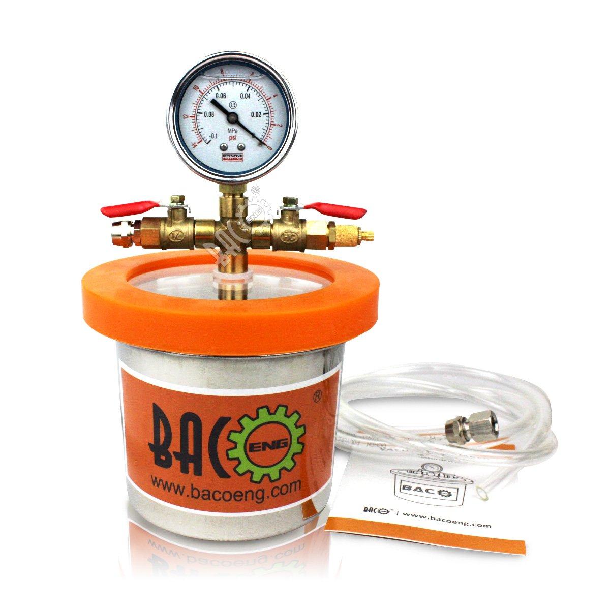 BACOENG Universal Vacuum Chamber Standard