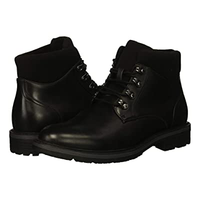 Kenneth Cole Unlisted Bainx Boot (Black) Men