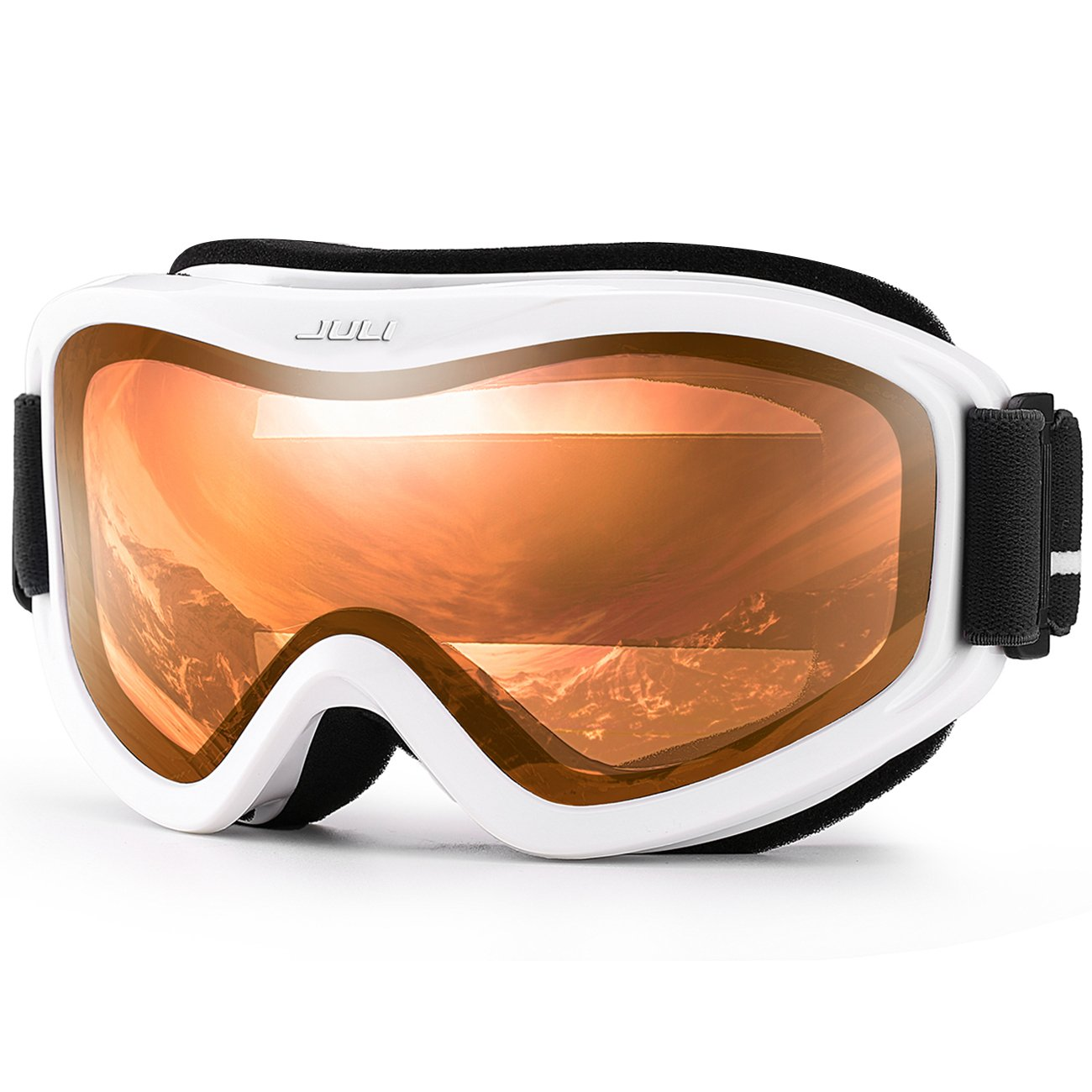 JULI Goggles Over Glasses Snowboard Goggles