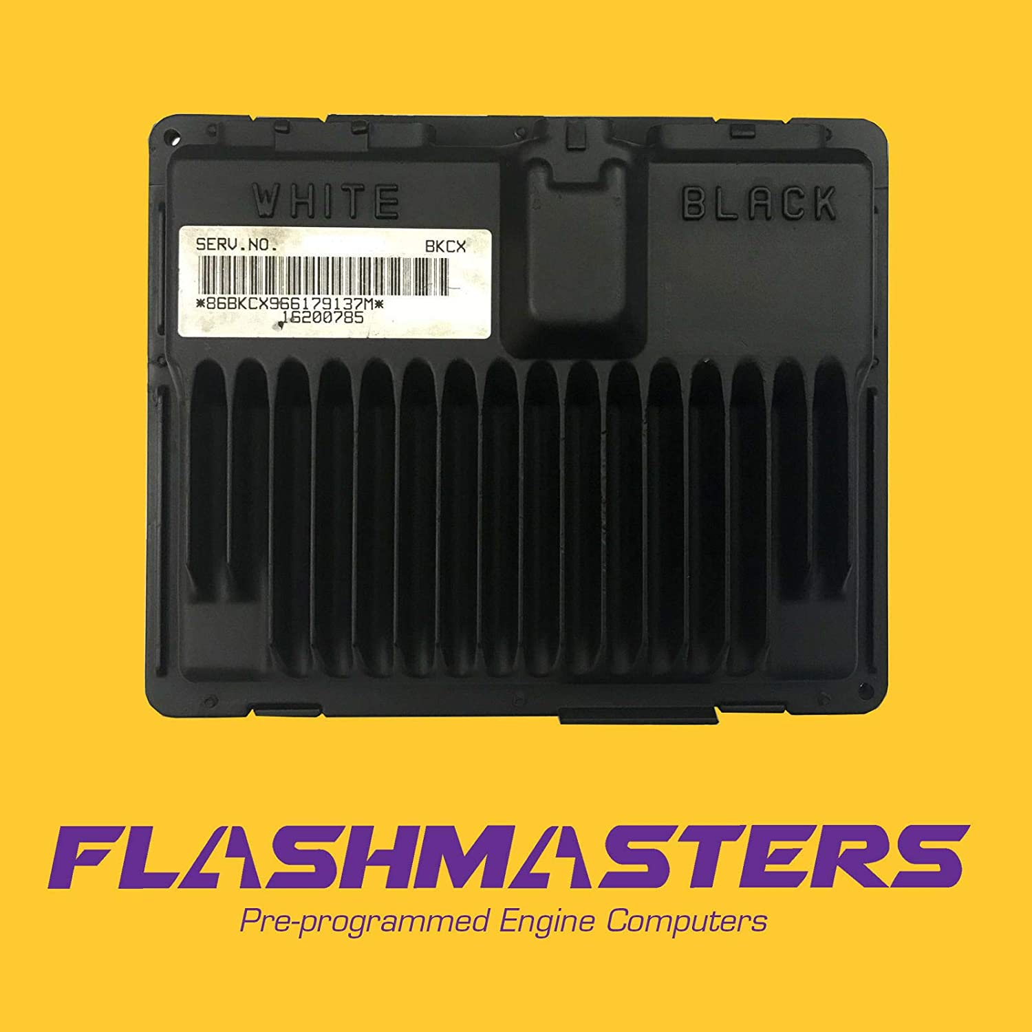 Flashmasters 1995 Compatible Selling and selling Max 90% OFF with GMC 1619 Computer Engine Jimmy
