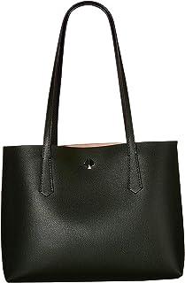 حقيبة يد حريمي من كيت سبيد، باللون الأخضر الداكن - PXRUA552