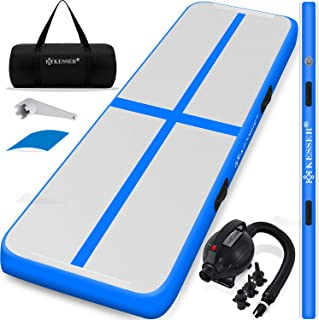 Details about  /Aufblasbare Turnmatte Gymnastikmatte Fitnessmatte Sportmatte Yogamatte