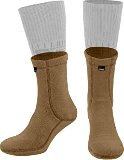 Outdoor Warm Liners Boot Socks - Military Tactical Hiking Sport - Polartec Fleece Winter Socks