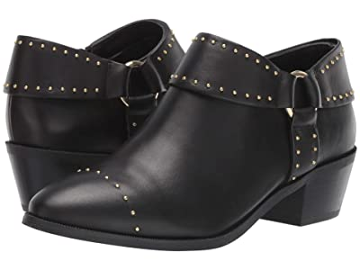 Taryn Rose Sage (Black Leather) Women