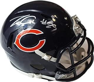Authentic Tarik Cohen Autographed Signed Chicago Bears Mini Helmet (Schwartz Sports COA)