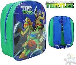 teenage ninja mutant turtles Schulrucksack RUCKSACK Ranzen TASCHE 40 cm