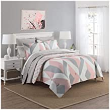 Best light pink and white bedding Reviews