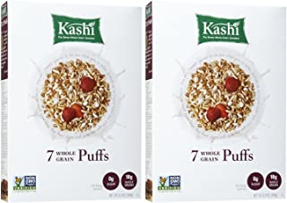 Kashi 7 Whole Grains Cereal Puffs - 6.5 oz. - 2 Pack
