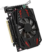 Computer HD Graphics Desktop, Low Noise and Quiet Work, 4GB video memory capacity, 780MHz GTX1050Ti 4G 128Bit DDR5