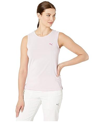 PUMA Golf Sleeveless Tech Tee (Fuchsia Purple) Women