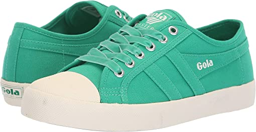 Emerald Green/Off-White