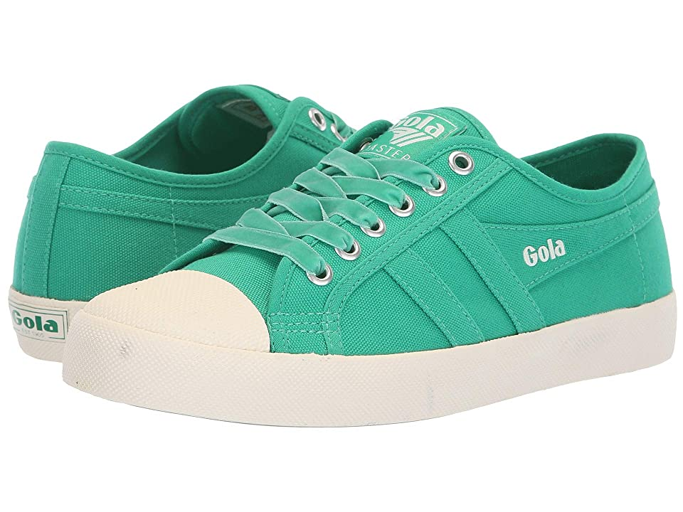 Gola Coaster (Emerald Green/Off-White) Women