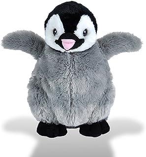 "Wild Republic 10941 Playful Penguin, Stuffed Animal, Plush Toy, Gifts for Kids, Cuddlekins, 12"""