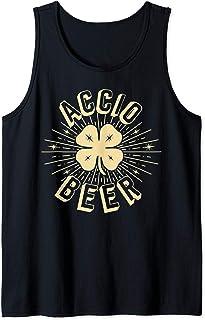 Regalos para el Día de San Patricio - Accio Beer Funny gift Camiseta sin Mangas