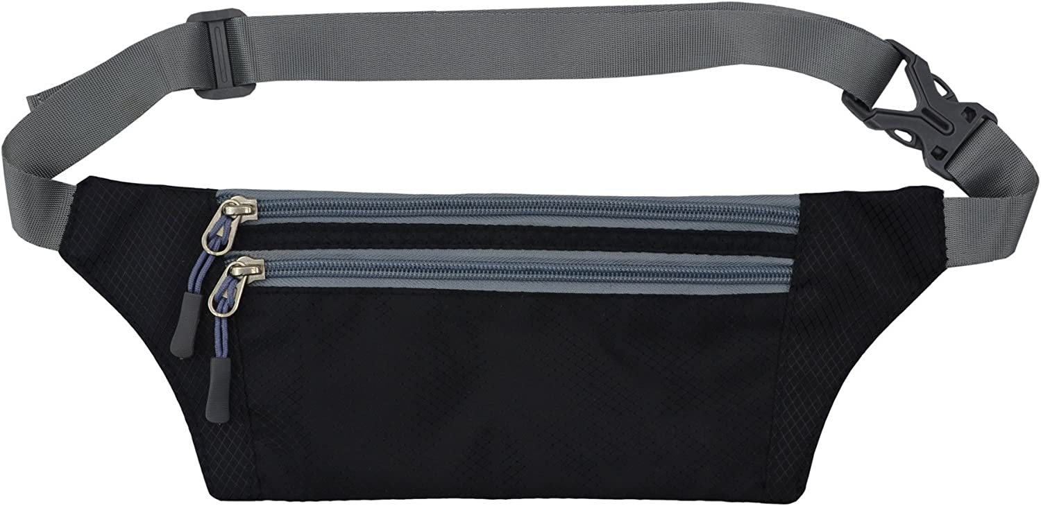 Thaoya Max 84% OFF Fanny Pack Belt Bag Complete Free Shipping Adjustabl Waterproof Bags with Waist