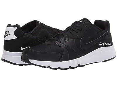 Nike Atsuma (Black/Black/White) Men