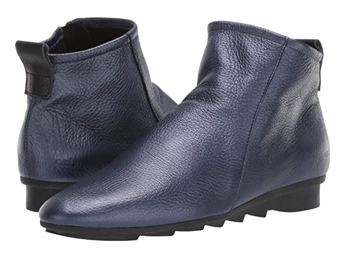 Arche  Bibiki (Krypton/Noir) Womens Dress Pull-on Boots