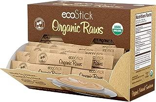 ecostick organic raw cane sugar