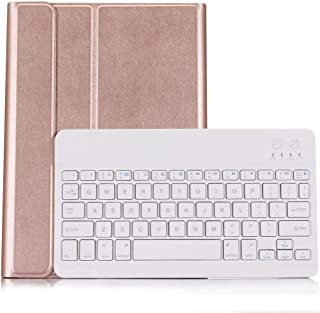 لوحة مفاتيح الكمبيوتر اللوحي ST870S متوافقة مع Samsung Galaxy Tab S7 T870/T875 11 بوصة 2020 حافظة جلدية رفيعة للغاية قابلة...