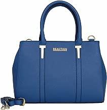 Kenneth Cole Reaction KN1860 Triple Entry Harriet Satchel Handbag