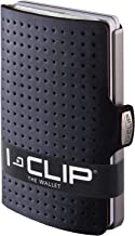 I-CLIP ® Cartera AdvantageR Negro, Metallic-Grey (Disponible En 8 Variantes)
